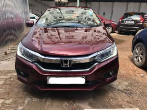 Honda City ZX CVT Petrol (2017) in Kolkata