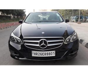 Mercedes Benz E Class E 250 CDI Edition E (2015) in New Delhi