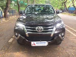 Toyota Fortuner 2.8 4x4 AT (2017) in Mumbai