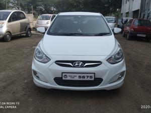 Hyundai Verna Fluidic 1.4 CRDI (2013) in Nashik