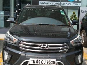Hyundai Creta 1.6 SX Plus AT Petrol (2017) in Chennai
