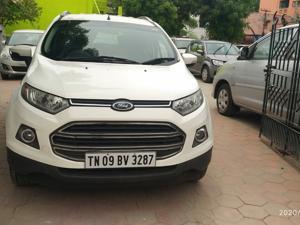Ford EcoSport 1.5 TDCi Titanium(O) MT Diesel (2013) in Chennai