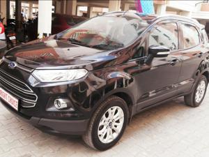 Ford EcoSport 1.5 TDCi Titanium Plus MT Diesel Black Edition (2015)