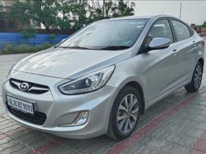 Hyundai Verna Fluidic 1.6 VTVT SX Opt (2014)