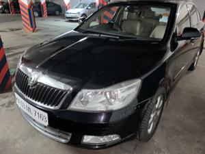 Skoda Laura Elegance 1.9 TDI AT (2009) in Bangalore
