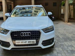Audi Q3 2.0 TDI Quattro Premium (2014)