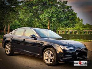 Audi A4 35 TDI Technology Pack (2017)