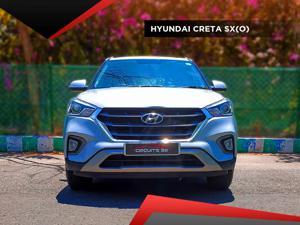 Hyundai Creta SX 1.6 (O) Petrol (2018)