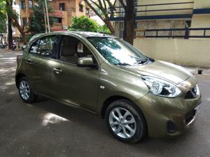 Nissan Micra XV CVT Petrol (2014) in Bangalore