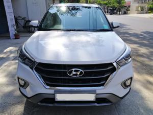 Hyundai Creta 1.6 SX Plus AT Petrol (2018) in Chennai