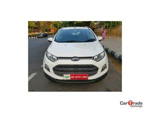 Ford EcoSport 1.5 TDCi Titanium(O) MT Diesel (2017) in Bangalore