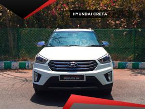 Hyundai Creta SX(O) 1.6 CRDI VGT (2015)