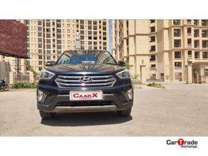 Hyundai Creta SX+ 1.6 U2 VGT CRDI AT (2016)