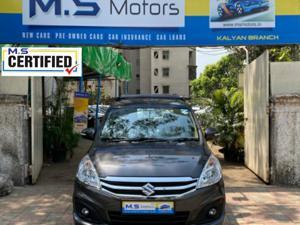 Maruti Suzuki Ertiga VXI CNG (2017)