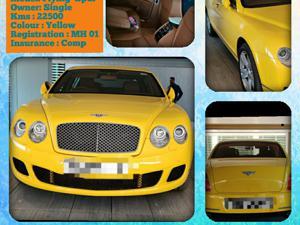 Bentley Continental Flying Spur Sedan (2010)