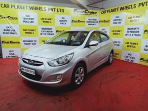 Hyundai Verna 1.6 VTVT EX AT (2013) in Thane