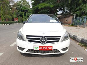 Mercedes Benz B Class B180 CDI Style (2013) in Bangalore