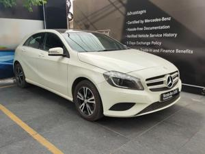 Mercedes Benz A Class A 200 CDI Sport (2015) in Visakhapatnam