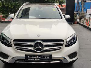 Mercedes Benz GLC 220 d CBU (2016)