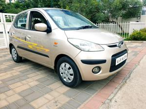 Hyundai i10 Sportz 1.2 AT (2008) in Bangalore