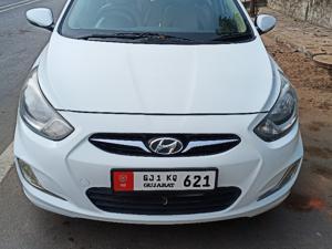 Hyundai Verna Fluidic 1.6 CRDI SX (2012) in Ahmedabad
