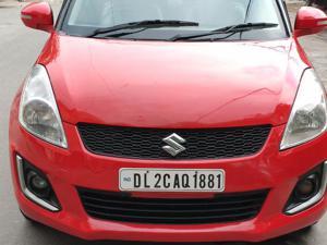 Maruti Suzuki Swift VXi (2015)