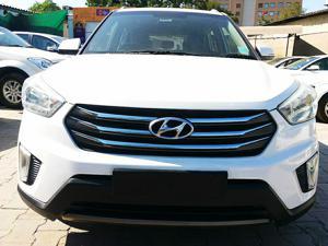 Hyundai Creta SX+ 1.6 U2 VGT CRDI AT (2015) in Ahmedabad