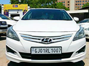 Hyundai Verna Fluidic 1.4 CRDI (2015) in Ahmedabad