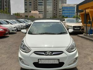 Hyundai Verna 1.6 CRDI EX (2013)