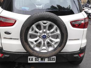 Ford EcoSport 1.5 Ti-VCT Titanium (AT) Petrol (2015) in Bangalore