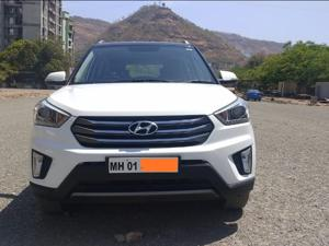 Hyundai Creta 1.6 SX Plus Petrol (2017) in Thane