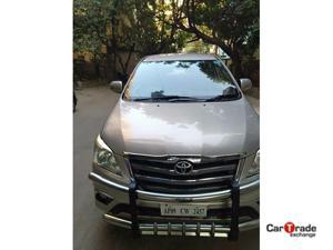Toyota Innova 2.5 VX 7 STR (2014) in Hyderabad