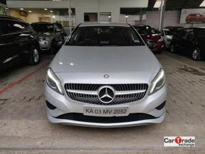 Mercedes Benz A Class A 180 CDI Style (2014) in Bangalore