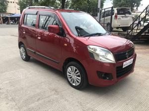 Maruti Suzuki Wagon R 1.0 VXI+ (2014) in Nagpur