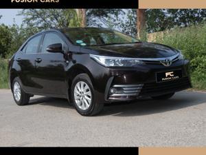 Toyota Corolla Altis 1.8G(CVT) (2017)