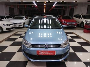 Volkswagen Polo Comfortline 1.2L (D) (2011) in Bangalore