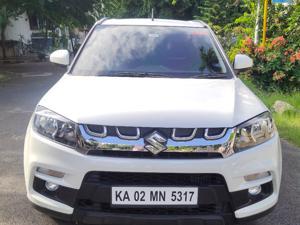Maruti Suzuki Vitara Brezza VDI (2018) in Bangalore
