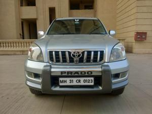 Toyota Land Cruiser Prado VX AT ( Petrol ) (2008) in Thane