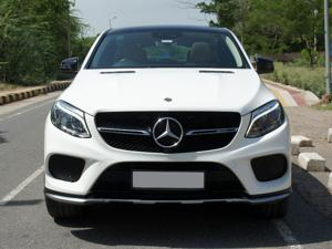 Mercedes Benz GLE Coupe 43 4MATIC (2019)