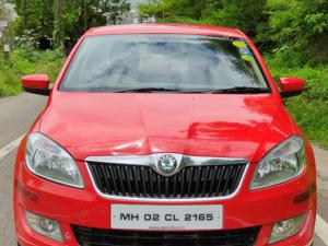 Skoda Rapid Elegance 1.6 TDI CR MT (2012) in Pune
