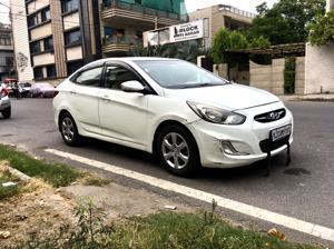 Hyundai Verna 1.6 CRDI EX (2012) in New Delhi