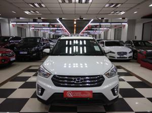 Hyundai Creta E+ 1.6 Petrol (2018) in Bangalore