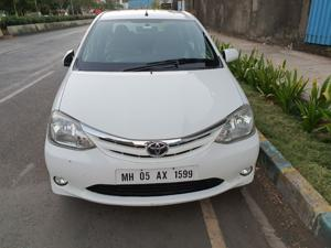 Toyota Etios G (2011) in Thane