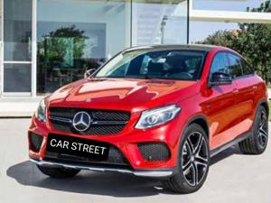 Mercedes Benz GLE Coupe 450 AMG (2016)