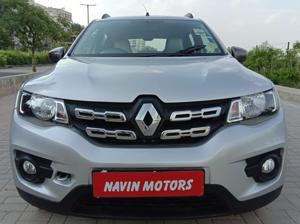Renault Kwid 1.0 RXT Opt (2018) in Ahmedabad