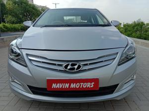 Hyundai Verna Fluidic 1.6 CRDI SX (2015) in Ahmedabad