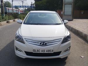 Hyundai Verna 1.6 VTVT SX AT (2017) in New Delhi