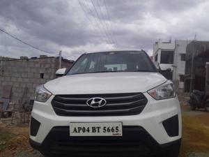 Hyundai Creta E Plus 1.4 CRDI (2018) in Kadapa