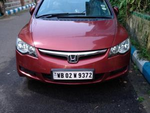 Honda Civic 1.8S MT (2007) in Kolkata