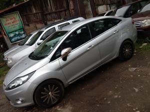 Ford Fiesta 1.5 TDCi Titanium+ Diesel (2013) in Nagpur